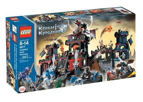 レゴ LEGO Knights Kingdom Vladeks Dark Fortressレゴ