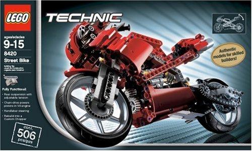 レゴ テクニックシリーズ LEGO Technic Street Bikeレゴ テクニックシリーズ