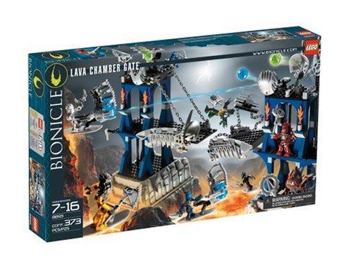 レゴ バイオニクル LEGO Bionicle Lava Chamber Gateレゴ バイオニクル