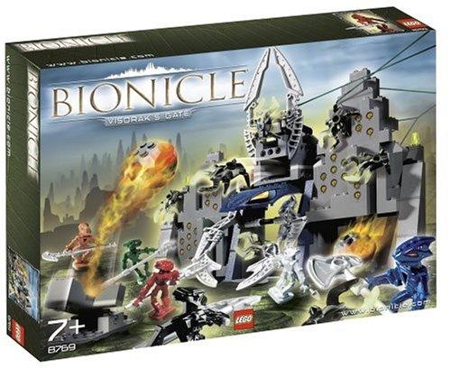 レゴ バイオニクル 【送料無料】LEGO Stories and Action Bionicle Visorak's Gateレゴ バイオニクル
