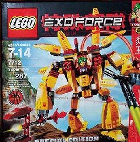レゴ Lego Exo-Force Supernova (7712)レゴ