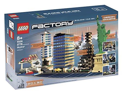 レゴ 【送料無料】LEGO Factory Set #5526 Skylineレゴ