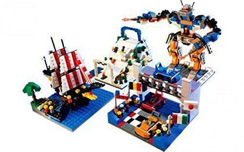 レゴ 【送料無料】Lego Factory Building Your Way Amusement Park (5525) Exlusive and HARD TO FIND !レゴ