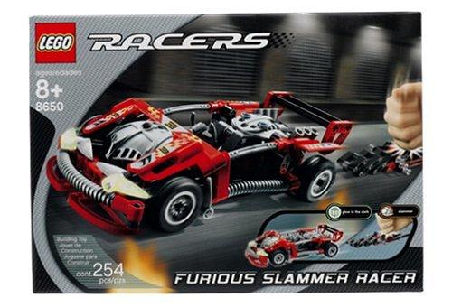 レゴ Lego Racers Cars & Trucks Furious Slammer Racer (8650)レゴ