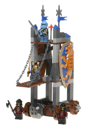 レゴ LEGO Knights Kingdom Kings Siege Towerレゴ