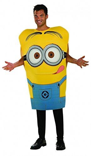 コスプレ衣装 コスチューム ミニオンズ 【送料無料】Rubie's Despicable Me 2 Dave Minion Adult Foam Costume - Standard (One-Size)コスプレ衣装 コスチューム ミニオンズ