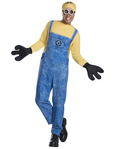 コスプレ衣装 コスチューム ミニオンズ Rubies Despicable Me 3 Mens Minion Dave Costume XLコスプレ衣装 コスチューム ミニオンズ