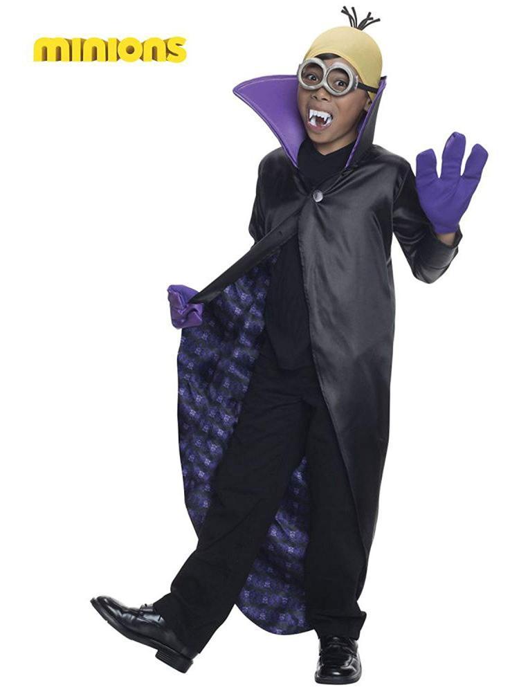 コスプレ衣装 コスチューム ミニオンズ Minion Dracula Costume - Mediumコスプレ衣装 コスチューム ミニオンズ