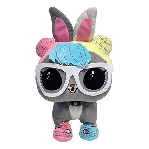 エルオーエルサプライズ 人形 ドール L.O.L. Surprise! Sweet Hop Hop Plush Cuddle Pillowエルオーエルサプライズ 人形 ドール