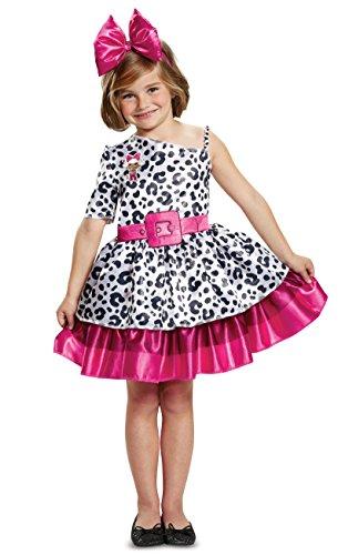 エルオーエルサプライズ 人形 ドール L.O.L. Surprise! Diva Classic Child Costume, White, Medium/(7-8)エルオーエルサプライズ 人形 ドール