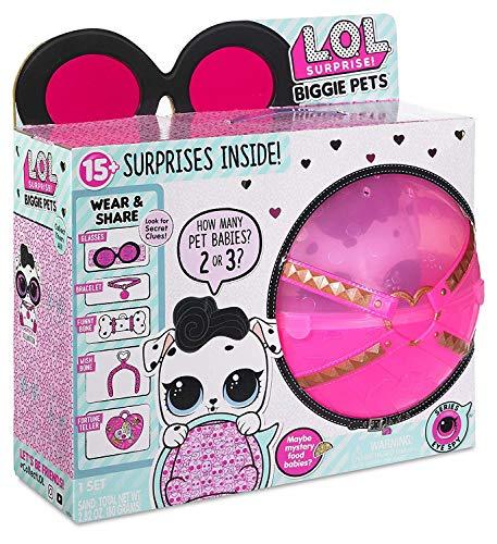 エルオーエルサプライズ 人形 ドール L.O.L. Surprise! Biggie Pet Asstエルオーエルサプライズ 人形 ドール