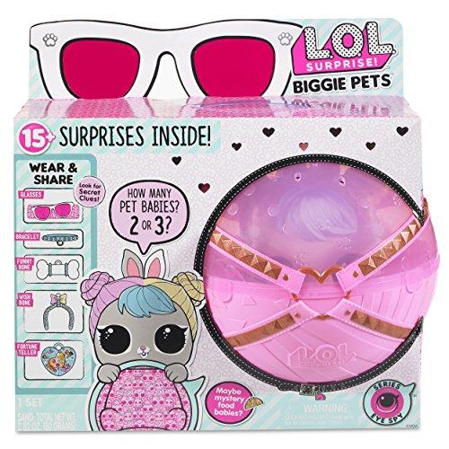 エルオーエルサプライズ 人形 ドール L.O.L. Surprise! Biggie Pet Hop Hopエルオーエルサプライズ 人形 ドール