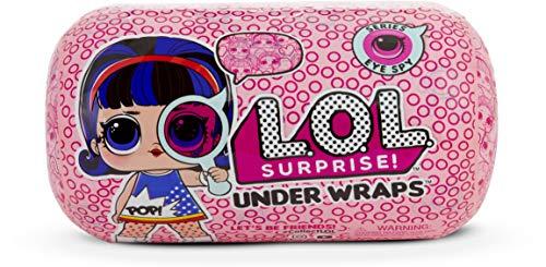 エルオーエルサプライズ 人形 ドール L.O.L. Surprise Under Wraps Doll- Series Eye Spy 1Aエルオーエルサプライズ 人形 ドール