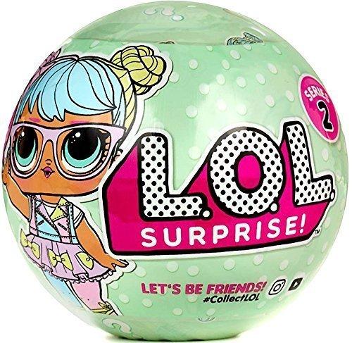 エルオーエルサプライズ 人形 ドール LOL Surprise Balls - Series 2 Wave 1 - Friends - Collectible Dollsエルオーエルサプライズ 人形 ドール