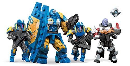 メガブロック メガコンストラックス 組み立て 知育玩具 Mega Construx Destiny Goliath Tank Strike Building Setメガブロック メガコンストラックス 組み立て 知育玩具