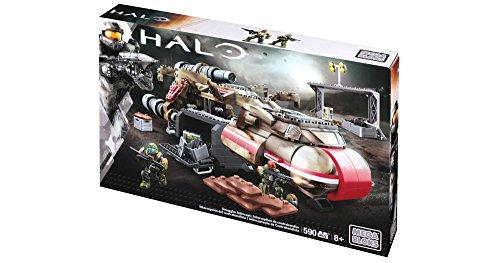メガブロック メガコンストラックス ヘイロー 組み立て 知育玩具 Mega Bloks Halo Smuggler Intercept Setメガブロック メガコンストラックス ヘイロー 組み立て 知育玩具