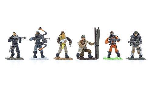 メガブロック コールオブデューティ メガコンストラックス 組み立て 知育玩具 Mega Construx Call of Duty Bundle of 6 Figuresメガブロック コールオブデューティ メガコンストラックス 組み立て 知育玩具