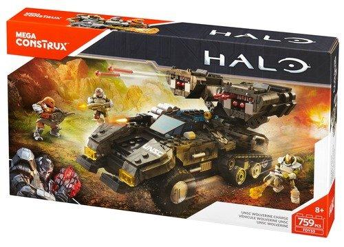 メガブロック メガコンストラックス ヘイロー 組み立て 知育玩具 Mega Construx Halo UNSC Wolverine Chargeメガブロック メガコンストラックス ヘイロー 組み立て 知育玩具