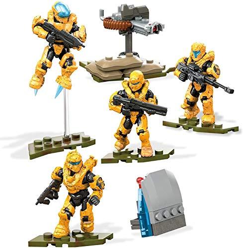 メガブロック メガコンストラックス ヘイロー 組み立て 知育玩具 Mega Construx Halo Spartan Fireteam Building Setメガブロック メガコンストラックス ヘイロー 組み立て 知育玩具