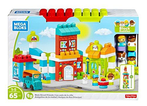 美品  メガブロック メガコンストラックス 組み立て 知育玩具【送料無料】Mega Bloks Main【送料無料】Mega Street 知育玩具 Bloks Friendsメガブロック メガコンストラックス 組み立て 知育玩具, BESTDO:0195e910 --- kventurepartners.sakura.ne.jp