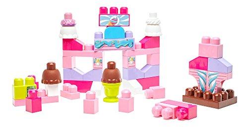 メガブロック メガコンストラックス 組み立て 知育玩具 【送料無料】Mega Bloks Ice Cream Parlorメガブロック メガコンストラックス 組み立て 知育玩具