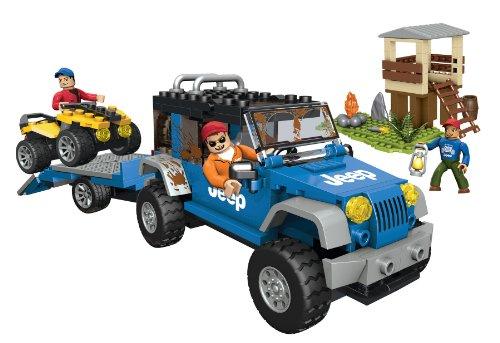 メガブロック メガコンストラックス 組み立て 知育玩具 Mega Bloks Jeep Forest Expeditionメガブロック メガコンストラックス 組み立て 知育玩具