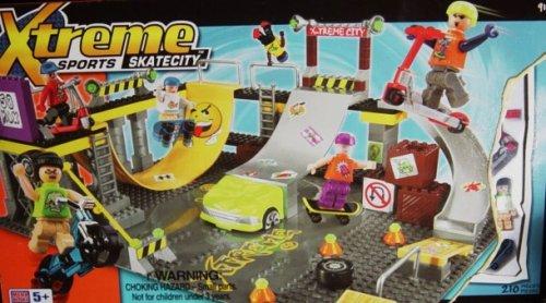 メガブロック メガコンストラックス Playset 組み立て 組み立て 知育玩具 Xtreme Sports Skatecity Playset #9169 #9169 201 Pieces Skate Cityメガブロック メガコンストラックス 組み立て 知育玩具, APS-ipp:f0194ad5 --- loveszsator.hu