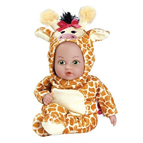 アドラベビードール 赤ちゃん リアル 本物そっくり おままごと Safari Time Pal Giraffe 8
