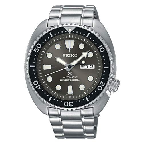 セイコー 腕時計 メンズ Seiko Prospex Turtle SRPC23J1 Men's Anthracite Dial Watchセイコー 腕時計 メンズ