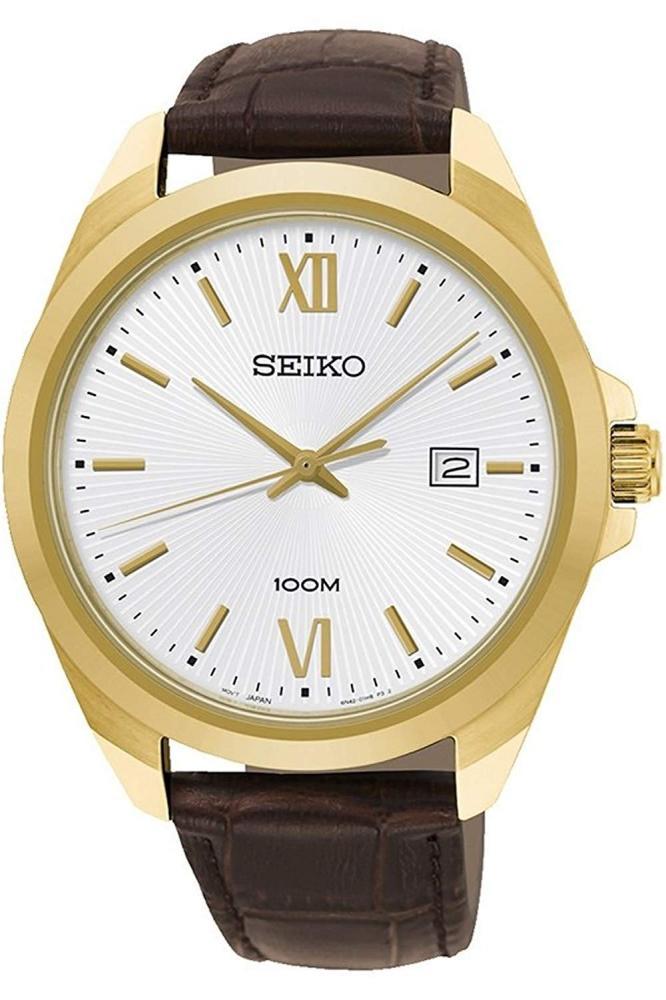 セイコー 腕時計 メンズ Seiko neo Classic SUR284P1 Mens Quartz Watchセイコー 腕時計 メンズ