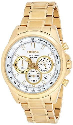 セイコー 腕時計 メンズ 【送料無料】Seiko Chronograph Tachymeter SSB254P1セイコー 腕時計 メンズ