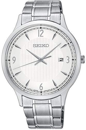 セイコー 腕時計 メンズ 【送料無料】Seiko Neo Classic Watch SGEH79P1 Men Whiteセイコー 腕時計 メンズ