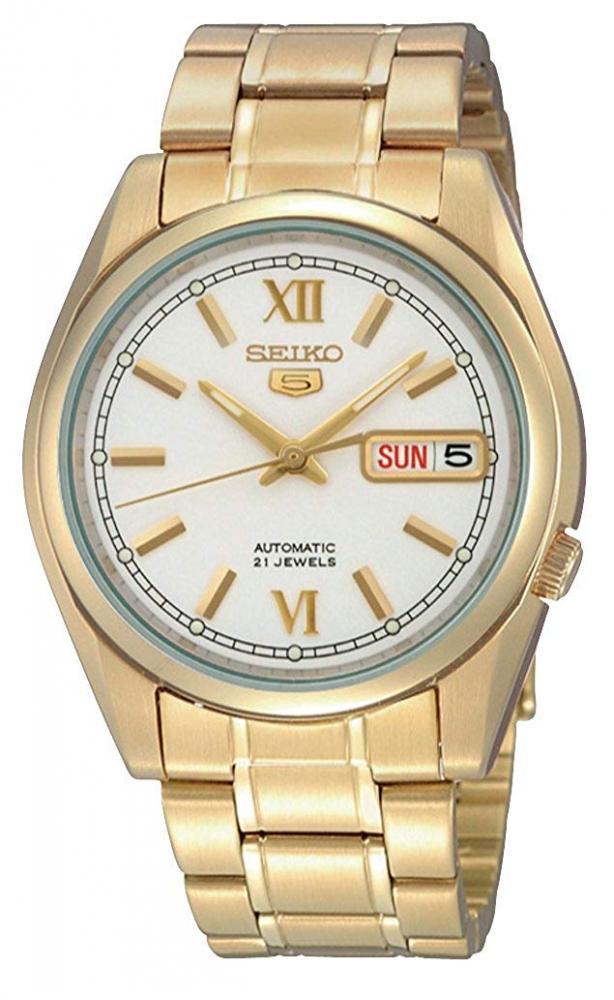 セイコー 腕時計 メンズ Seiko Men's 5 Watch Automatic Hardlex Crystal SNKL58セイコー 腕時計 メンズ