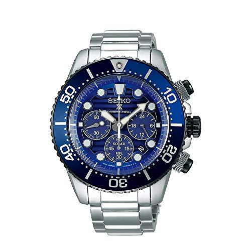 セイコー 腕時計 メンズ Seiko Prospex Diver's 200m Special Edition Chronograph Solar Sports SSC675P1セイコー 腕時計 メンズ