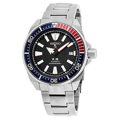 セイコー 腕時計 メンズ 【送料無料】SEIKO Automatic Men's Watch SRPB99J1 Blackセイコー 腕時計 メンズ