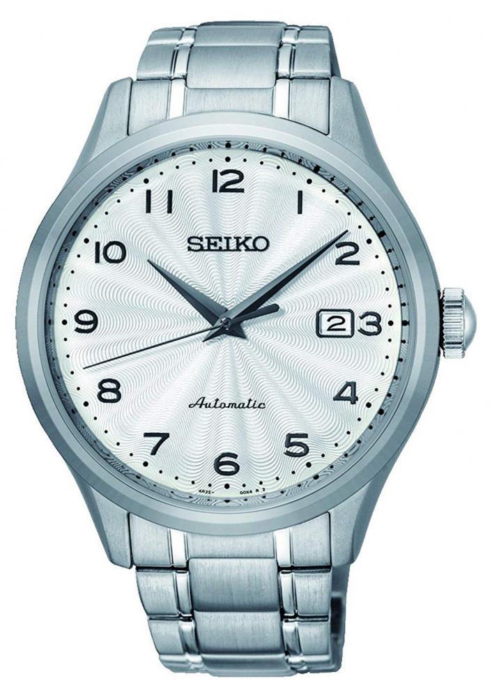 セイコー 腕時計 メンズ Seiko neo Classic Mens Analog Automatic Watch with Stainless Steel Bracelet SRPC17K1セイコー 腕時計 メンズ