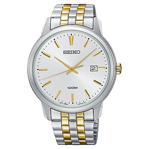 セイコー 腕時計 メンズ Seiko Neo Classic Watch SUR263P1 Men Whiteセイコー 腕時計 メンズ