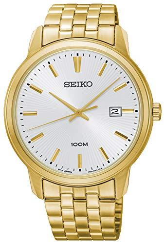 セイコー 腕時計 メンズ Seiko Neo Classic Watch SUR264P1 Men Whiteセイコー 腕時計 メンズ