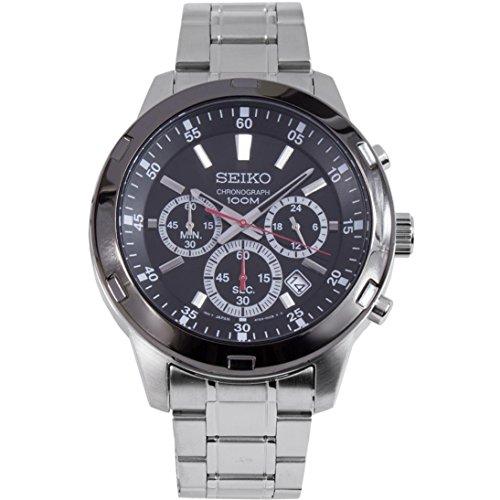 セイコー 腕時計 メンズ 【送料無料】Seiko Neo Sport SKS611P1 Men Black Watchセイコー 腕時計 メンズ