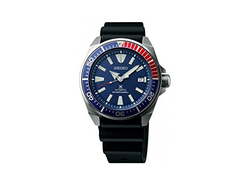 セイコー 腕時計 メンズ 【送料無料】Seiko prospex Mens Analog Automatic Watch with Silicone Bracelet SRPB53K1ESTセイコー 腕時計 メンズ