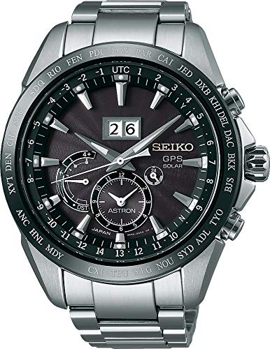 セイコー 腕時計 メンズ Seiko Astron GPS Solar mit Gro?datum SSE149J1 Men's GPS reception for time and timezoneセイコー 腕時計 メンズ
