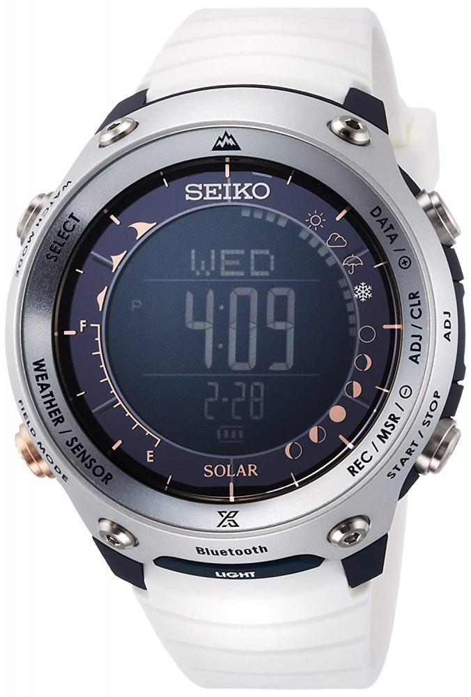 セイコー Edition セイコー 腕時計 SBEM007 メンズ Seiko Prospex Land Tracer Snow Mountaineer Limited Edition SBEM007 WATCHセイコー 腕時計 メンズ, パインバリュー:e7c340d0 --- 2017.goldenesbrett.at