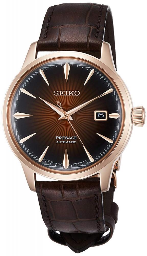 セイコー 腕時計 メンズ SEIKO PRESAGE BASIC LINE SARY078 MENS MADE IN JAPANセイコー 腕時計 メンズ