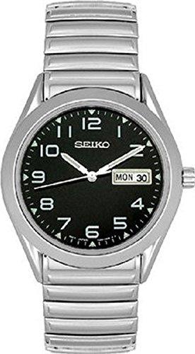 セイコー 腕時計 メンズ 【送料無料】Seiko Men's SGG739 Stainless Steel Watch with 1 Year Warrantyセイコー 腕時計 メンズ