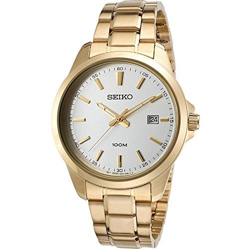 セイコー 腕時計 メンズ 【送料無料】Seiko Men's Quartz Watch, Black (Model: SUR158P1)セイコー 腕時計 メンズ