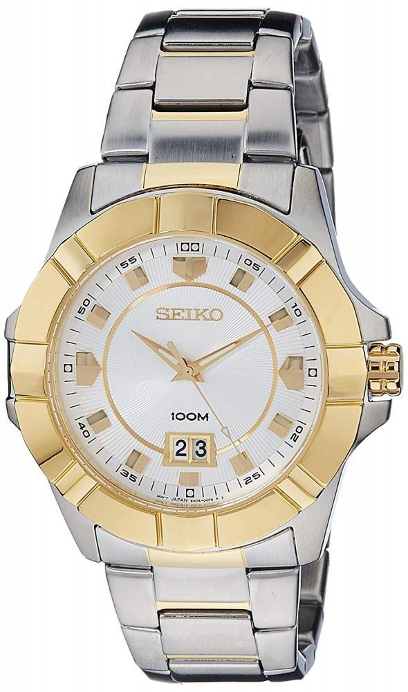 セイコー 腕時計 メンズ Seiko Mens Lord Analog Dress Quartz Watch (Imported) SUR134P1セイコー 腕時計 メンズ