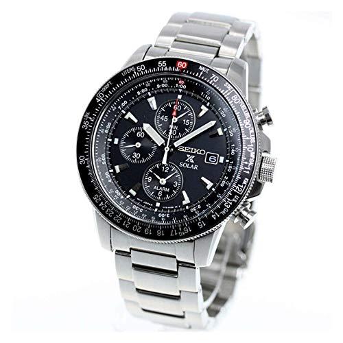 セイコー 腕時計 メンズ 夏のボーナス特集 SEIKO PROSPEX Men's Watch Sky Solar 10 ATM Waterproof Hard Rex SBDL029セイコー 腕時計 メンズ 夏のボーナス特集