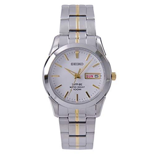 セイコー 腕時計 メンズ 【送料無料】SEIKO Mens Watch SGG719P1 Sapphire Quartzセイコー 腕時計 メンズ