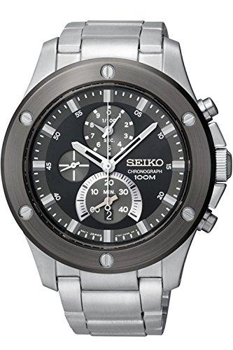 """セイコー 腕時計 メンズ 【送料無料】SEIKO SPC097P1,Men""""s Chronograph,Stainless Steel Case & Bracelet,100m WR,SPC097セイコー 腕時計 メンズ"""