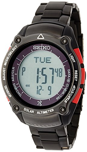 セイコー 腕時計 メンズ 【送料無料】Seiko PROSPEX Watch Miura Dolphins Official Model Alpinist Solar HardRex SBEB019 Mensセイコー 腕時計 メンズ